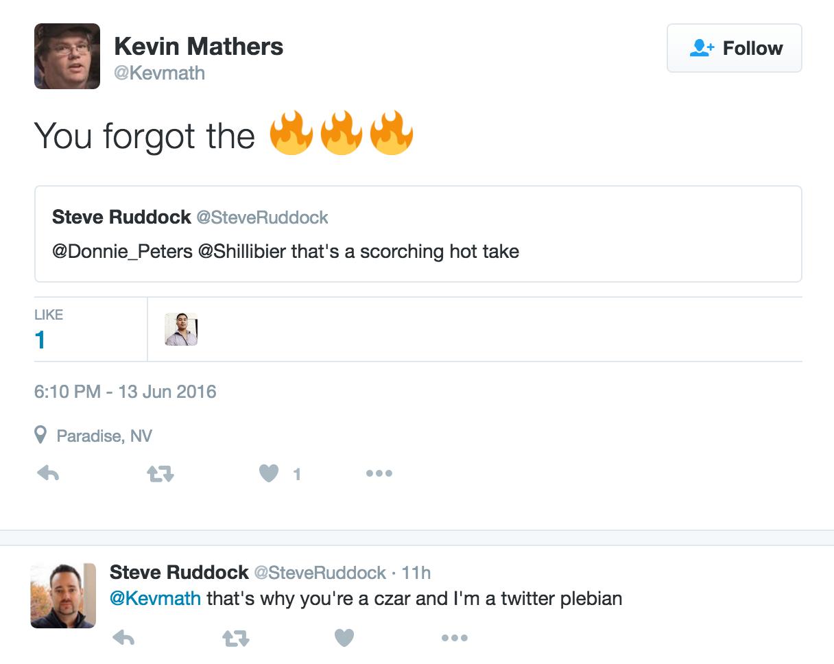 Top Tweeting Tips from the WSOP's Social Media Czar 101