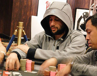 Hand Review: Collin Grubaugh Under-Reps on the Flop at a Final Table 101