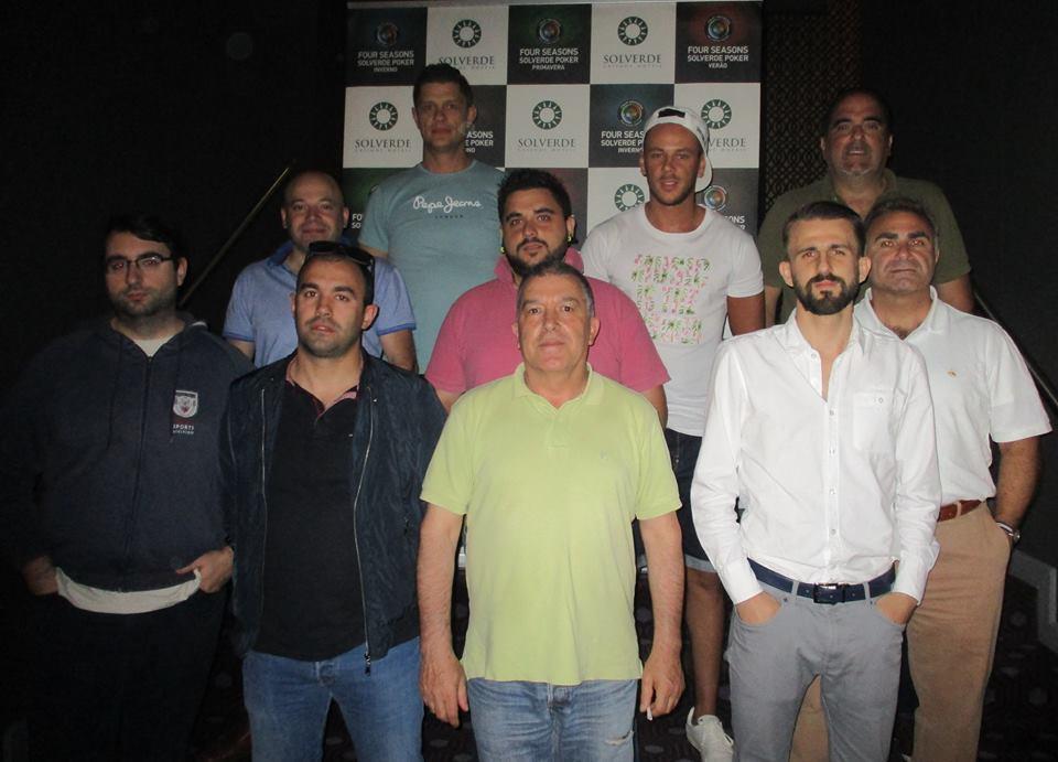 Claudio Coelho Venceu Espinho Poker Fest II (€5.304) 101