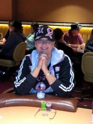 Ruth Hall Returns to the Monster Stack Two Months After Conquering Cancer 101
