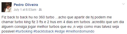 Mais Um Heads Up Para Pedro Oliveira no Daily Deepstack 5 (,263) 102