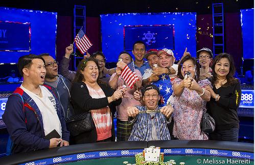 Трето място и 7,888 за Димитър Данчев в Event #54 Crazy Eights 101