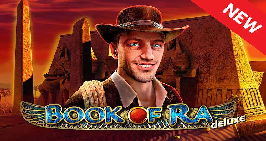 Book of Ra Deluxe  Free Online Slots With Bonus Games