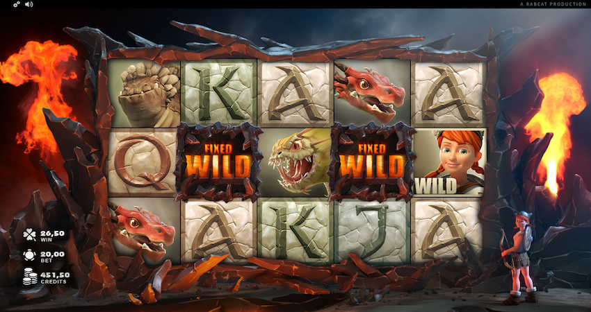 Dragon's Myth  Free Online Slots With Bonus Games