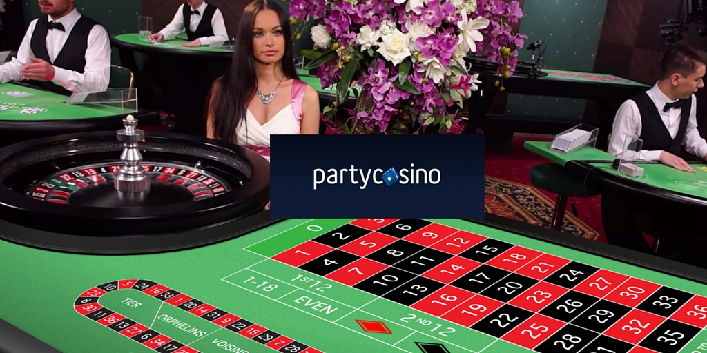 Live roulette games at partycasino