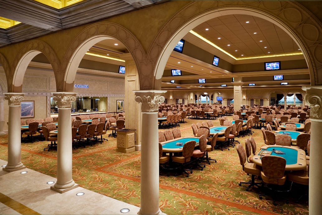 Borgata Booms: The Story Behind the East Coast's Premier Poker Destination 101