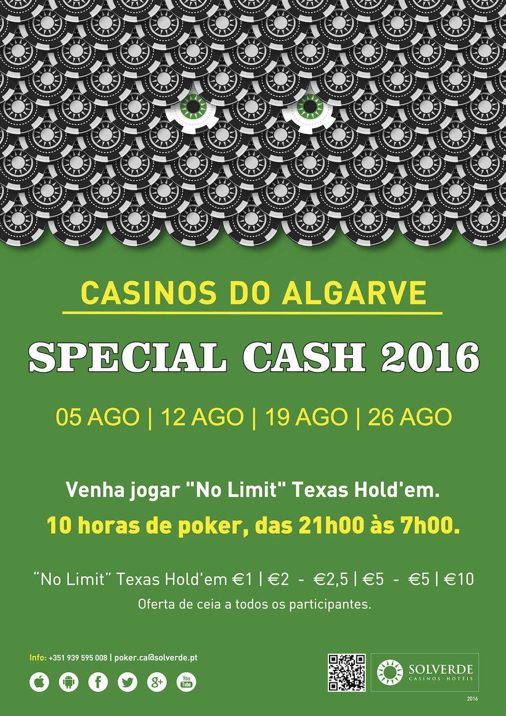 4 Edições Special Cash no Casino de Vilamoura no Mês de Agosto 101
