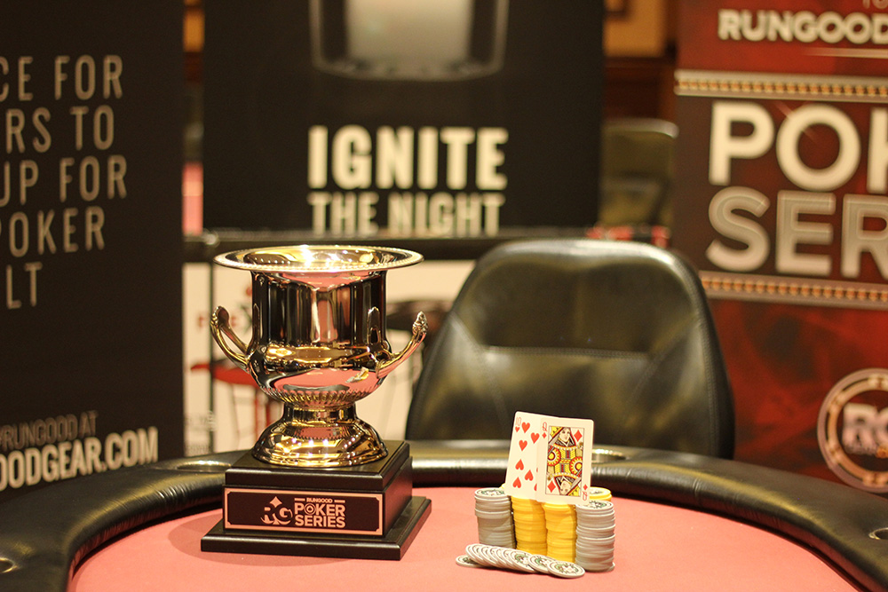 RunGood Poker Series Celebrates End of Summer with ,100 Main Event in Horseshoe Casino... 101