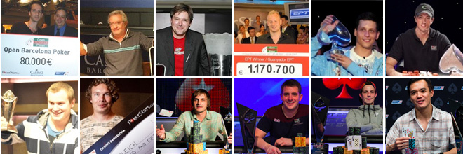 The 2016 EPT Barcelona is Coming. Do You Know Who Cashed in the Main Event More Than Anyone? 101