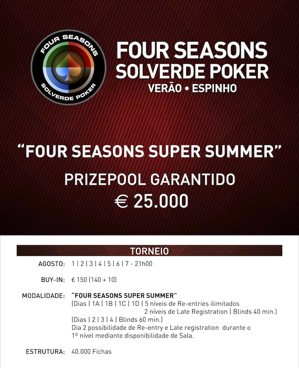Manuel Miranda Comandou no Dia 1b do Four Seasons Super Summer 101