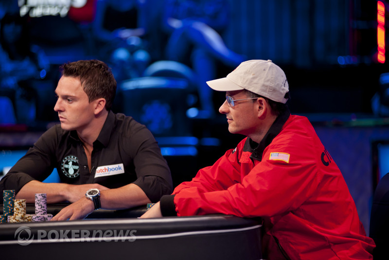 David Einhorn -- poker
