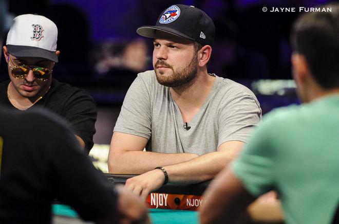 Griffin Benger - poker - wsop