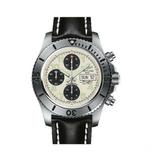 Put a Breitling Superocean Steelfish Gents Watch on Your Wrist
