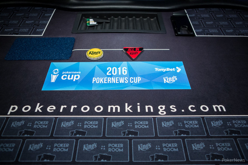 2016 PokerNews Cup Main Event Day 2: Ronny Voth Leads Final Eight 101