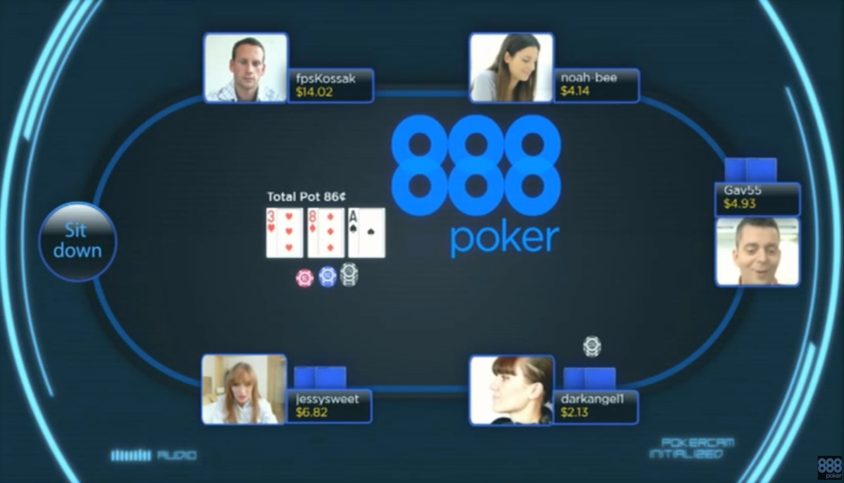 is 888poker safe