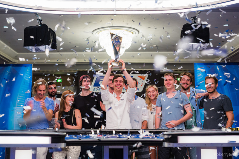 Fedor Holz спечели 2016 EPT Барселона €50K Super High Roller за... 102