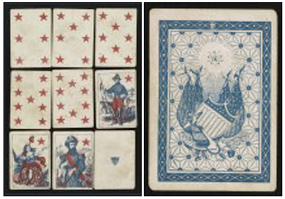 Poker & Pop Culture: The Card Playing of Billy Yank and Johnny Reb 101