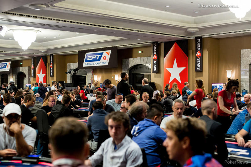 2016 EPT Barcelona Main Event Day 1a: Alex Brand Leads 466-Strong Field 101