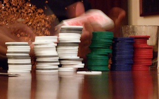 Hosting an Awesome Poker Game at Home: Poker Chips 101