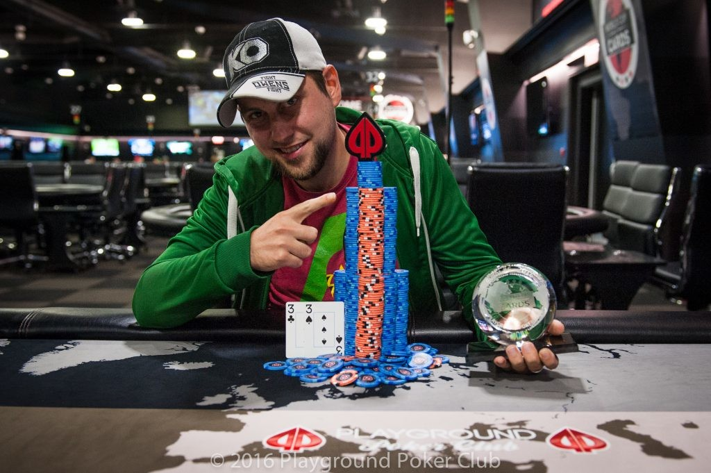 World Cup of Cards in Full Swing: Tommy Coulombe Wins All-Stars for Starlight Tournament... 103