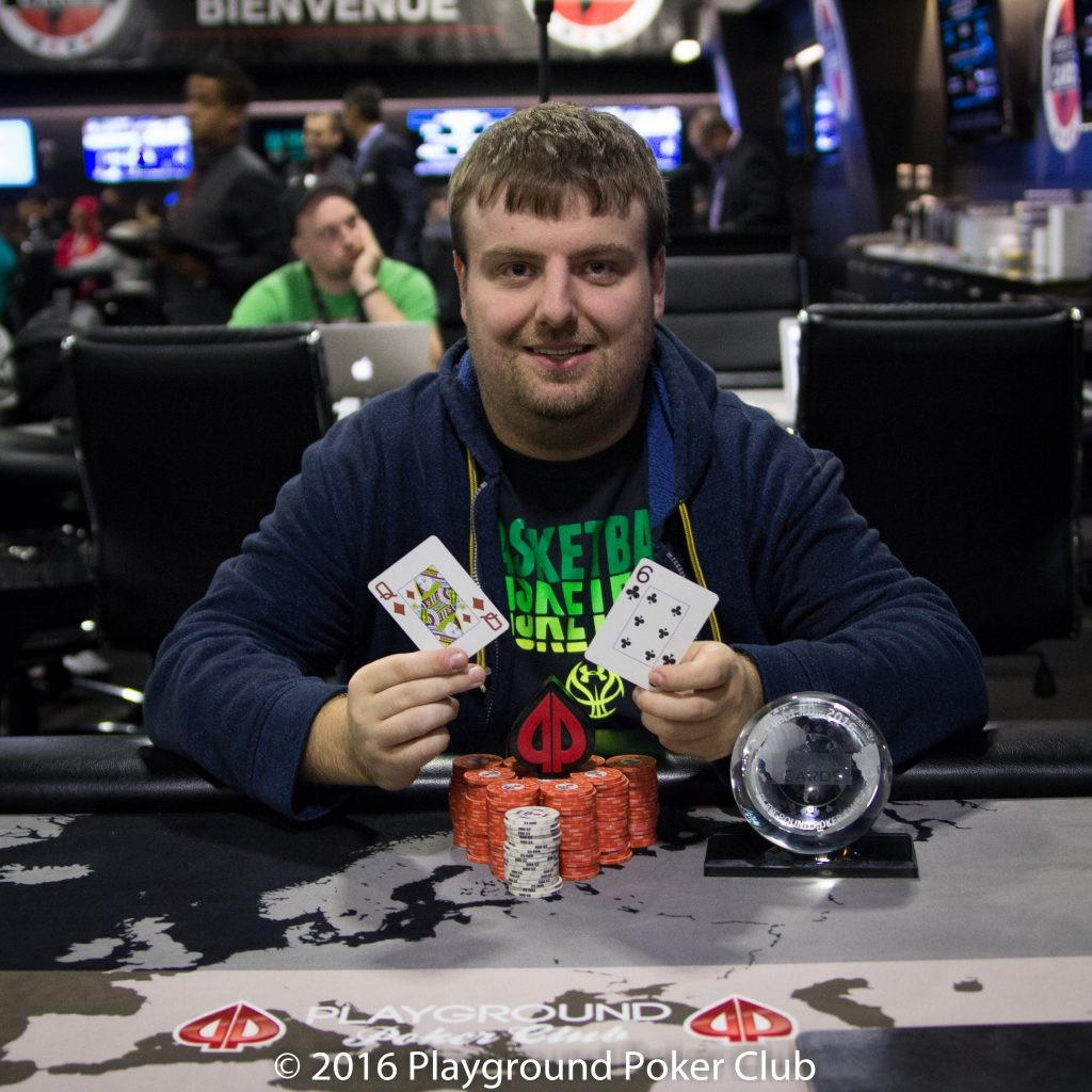 World Cup of Cards in Full Swing: Tommy Coulombe Wins All-Stars for Starlight Tournament... 105