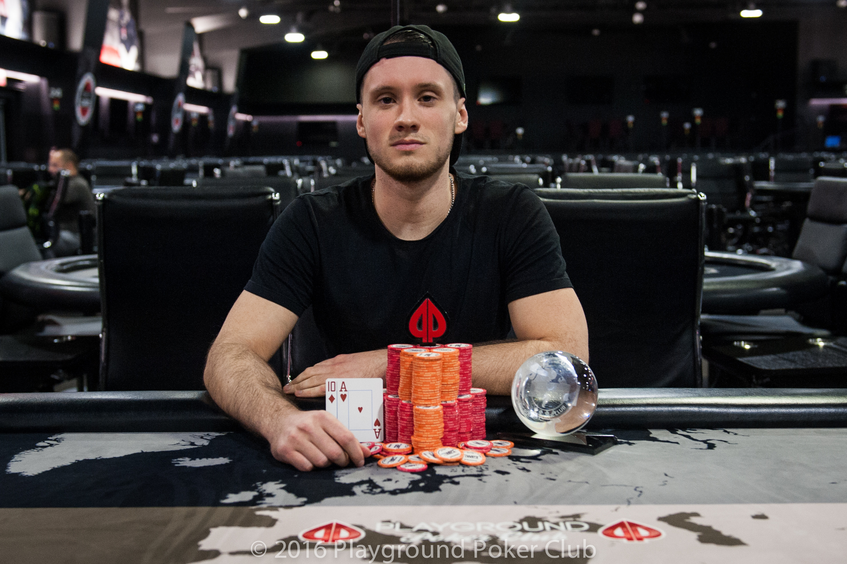 World Cup of Cards in Full Swing: Tommy Coulombe Wins All-Stars for Starlight Tournament... 106