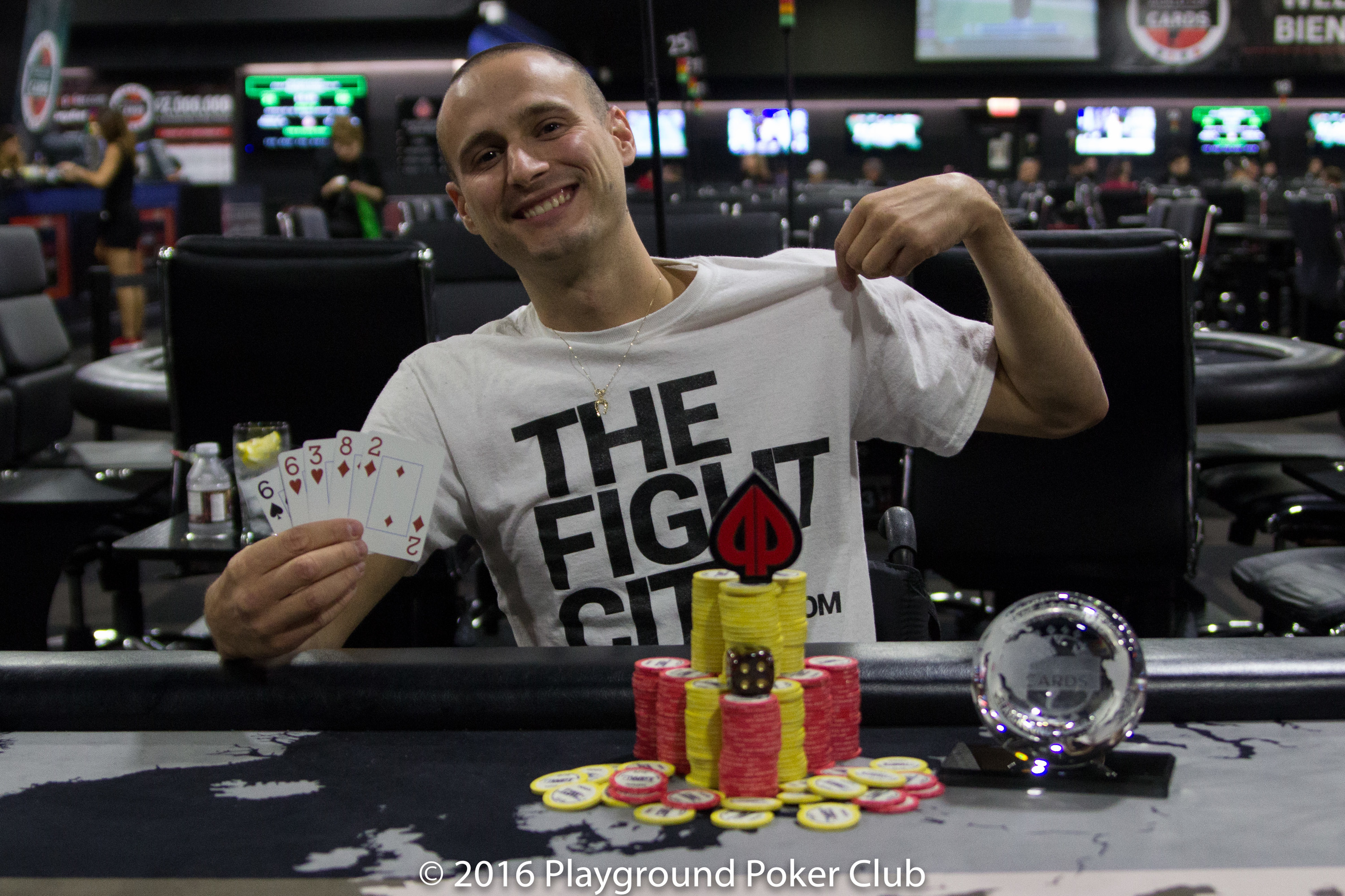 World Cup of Cards in Full Swing: Tommy Coulombe Wins All-Stars for Starlight Tournament... 107