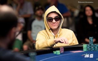 """""""We Are Both Heroes"""": Big River Calls During Heads-Up in the EPT Barcelona Main Event 101"""