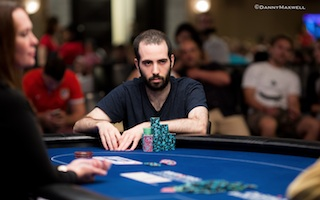 """We Are Both Heroes"": Big River Calls During Heads-Up in the EPT Barcelona Main Event 102"