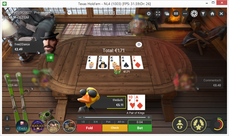 Unibet Starts Beta Testing Version 2.0 of Their Standalone Poker Client 101