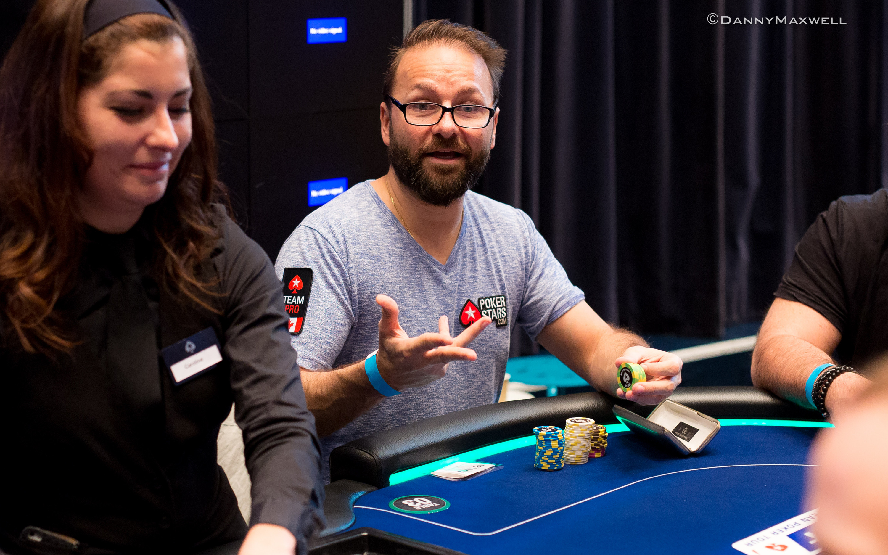 "Daniel Negreanu Tells All: ""I Don't Care How I Do At the World Series Financially"" 106"