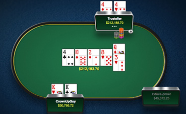 The Railbird Report: Doug Polk and Ben Tollerene's Big Online Brawl 101