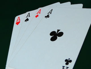 Hosting an Awesome Poker Game at Home: Playing Cards 101