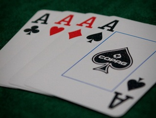 Hosting an Awesome Poker Game at Home: Playing Cards 102