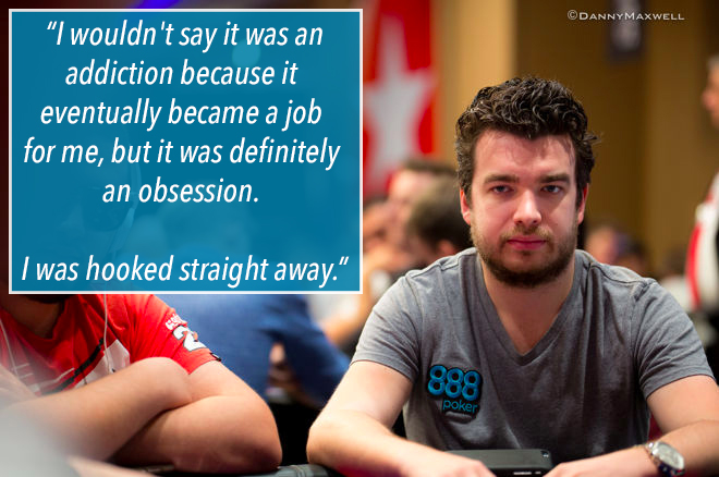 Examining The Fine Line Between Problem Gambler and Poker Pro 101