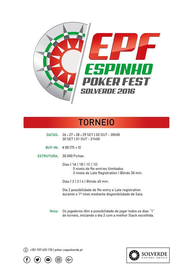 Fábio Silva Lidera Dia 1A do Espinho Poker Fest III 101