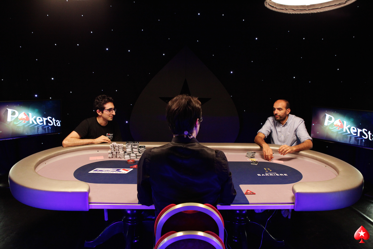 FPS Deauville : Gabriel Nassif se impone por un premio de 113.030€, Benjamin Pollak se... 101