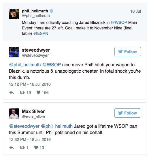 """""""Não Gosto da Maioria das Pessoas Envolvidas no Jogo"""" diz Jared Bleznick 101"""