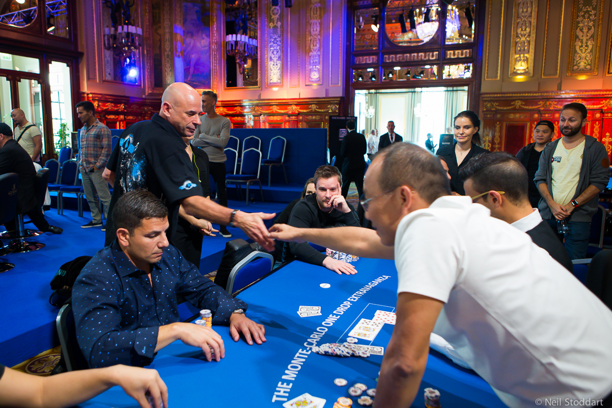 €1,000,000 One Drop Extravaganza: Andrew Pantling Leads Final Eight 101