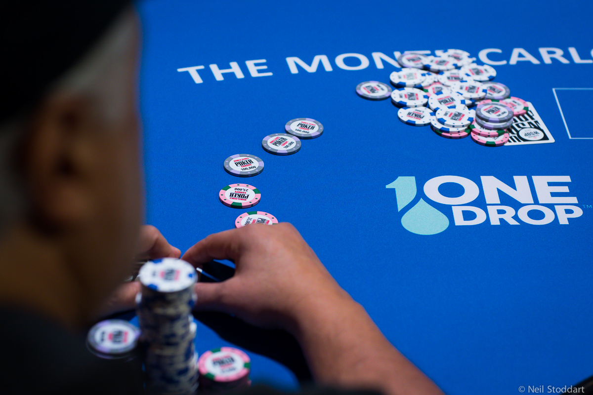€1,000,000 One Drop Extravaganza: Andrew Pantling Leads Final Eight 102