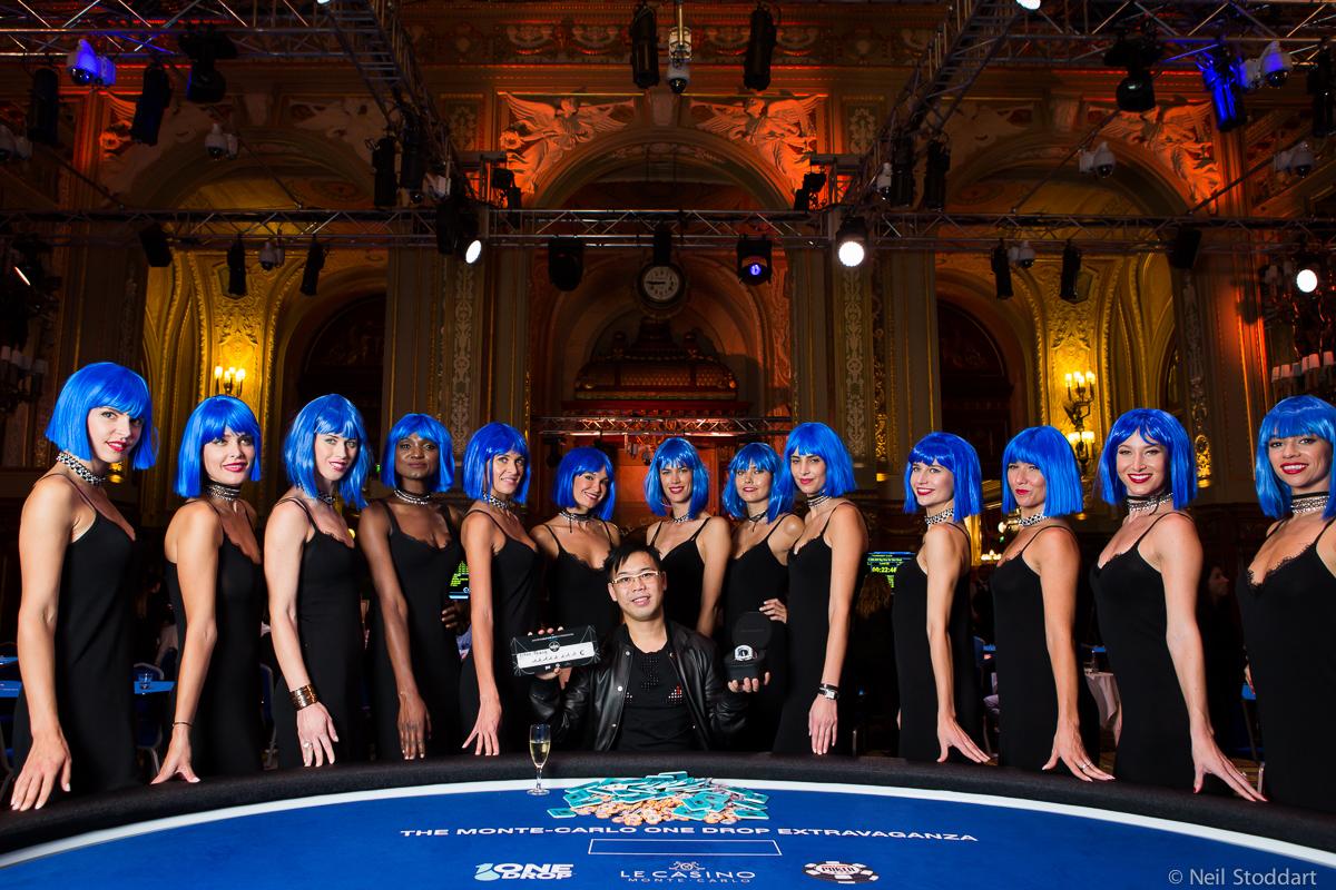 Элтон Цанг выиграл Big One For One Drop Extravaganza и €11,111,111 104