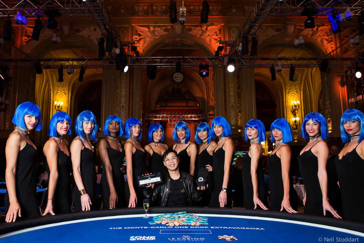 Elton Tsang Pobednik Turnira Big One For One Drop Extravaganza za €11,111,111 101