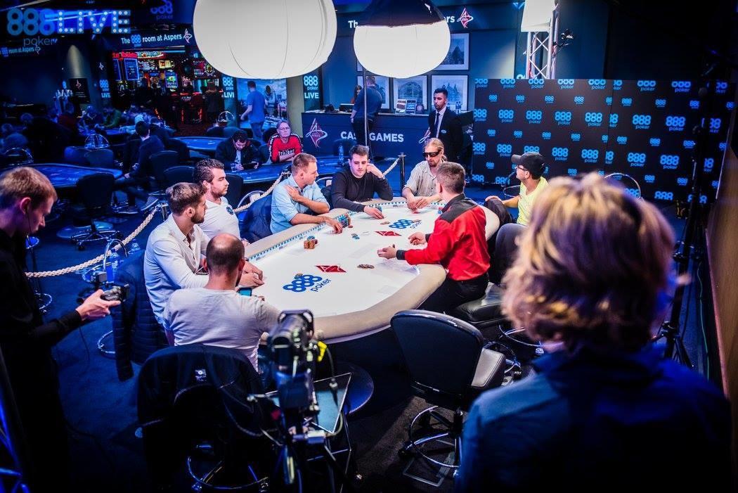 888live London: Eric Le Goff gana el £2.000 High Roller, Scott y Hof sobreviven al Día 1a... 101