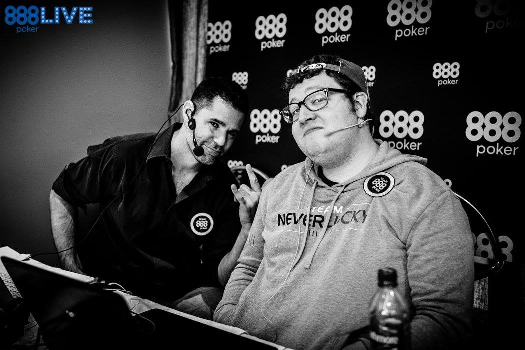 888live London in Full Swing: Eric Le Goff Wins the £2,000 High Roller, Scott and Hof... 102