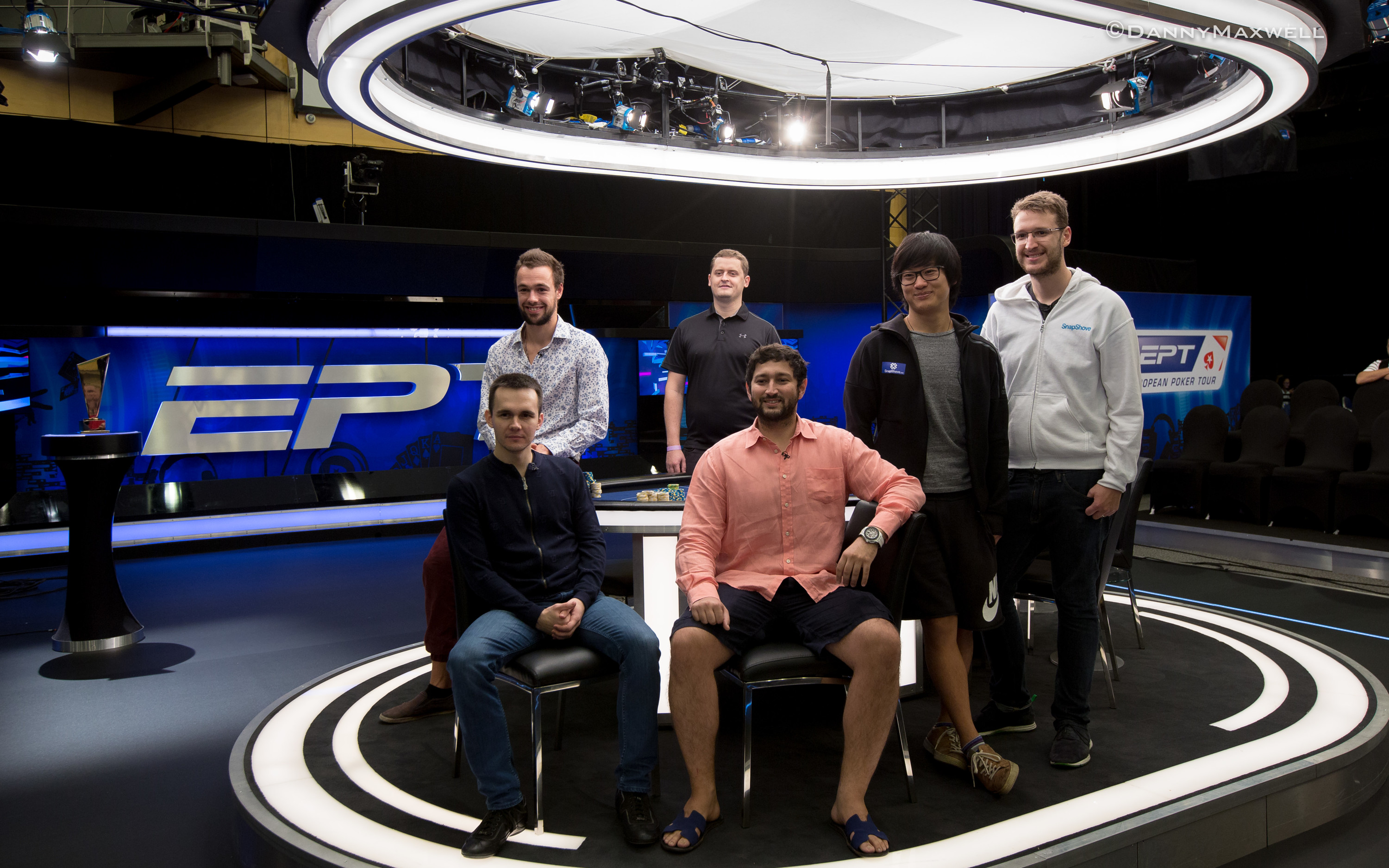 EPT 13 Malta €25,750 High Roller Final Table
