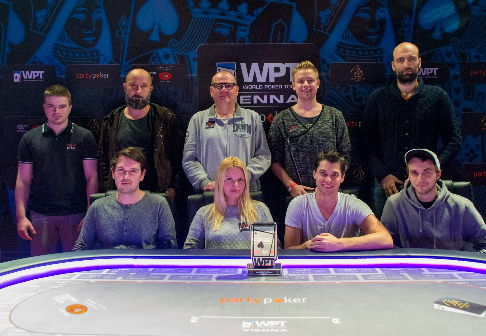 Miroslav Opojevlić Runner-up na WPT Vienna 2016 Main Eventu 101