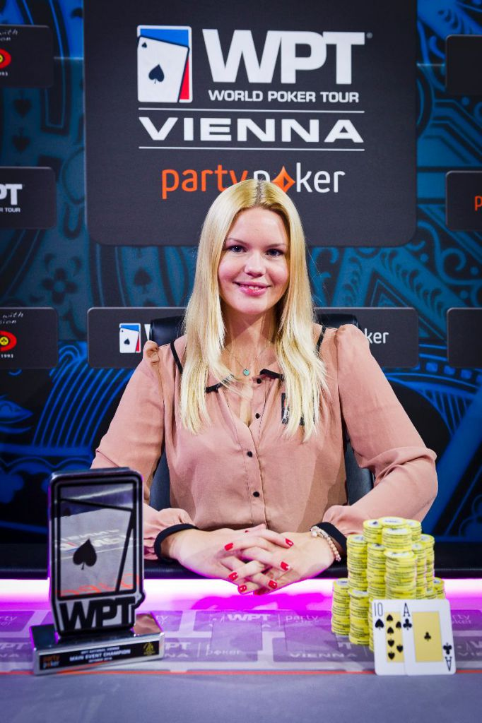 Jamila Von Perger remporte le WPT National Vienna pour 61.500€ 101