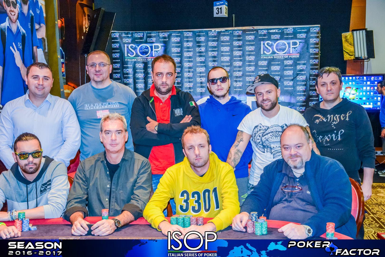 Dragan Zarić Pobednik ISOP Main Eventa u Novoj Gorici 101