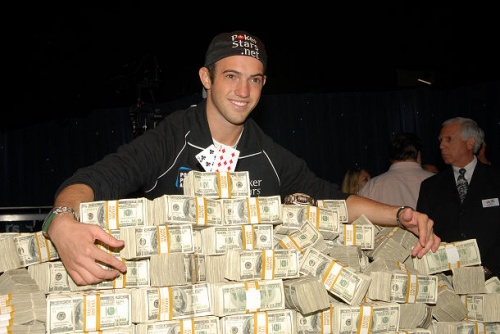 Joseph Cada 2009 WSOP World Champion