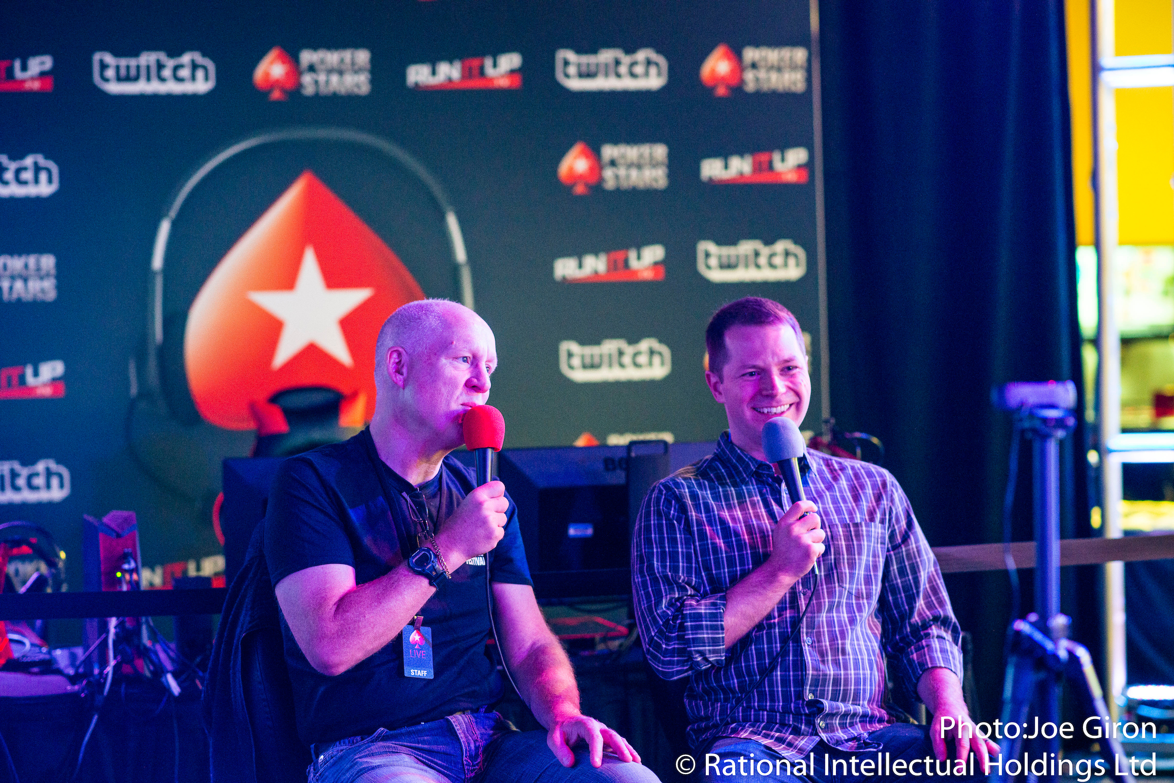 Little By Jonathan Little: Growing The Game at the PokerStars NJ Festival 102